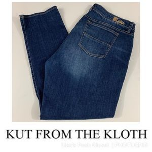 "Kut from the Kloth ""Catherine Boyfriend"" Jeans"